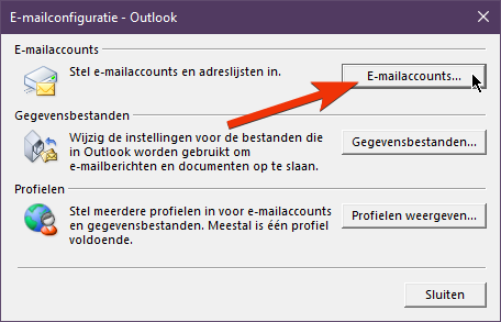Stap 3 outlook