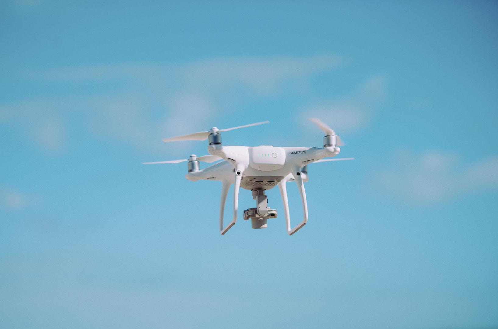 Drone video laten maken Den Haag