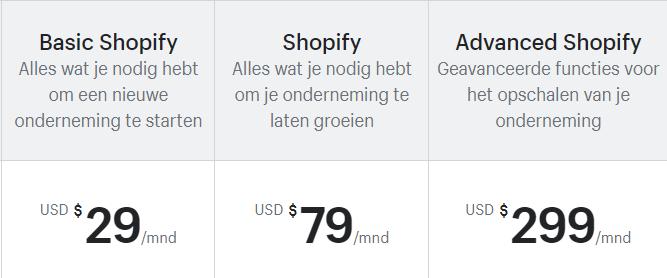 Shopify vs WooCommerce, de voor-en nadelen vergelijken whisky friday shopify kosten